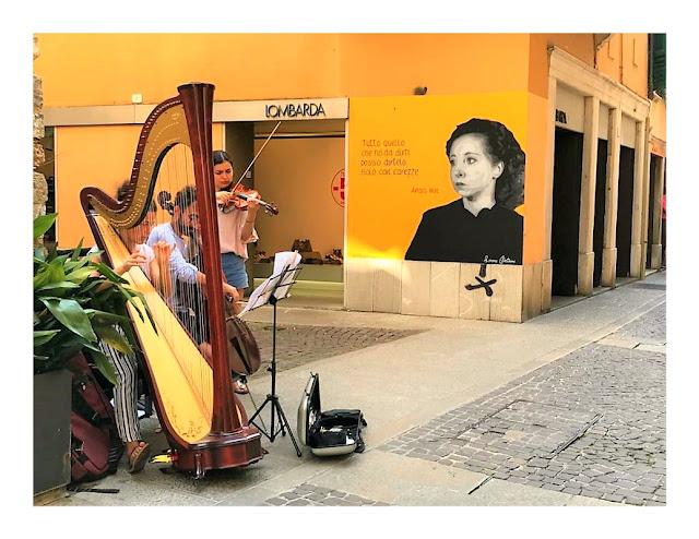 UDINE LA CITTA'' DEI MUSICISTI DI STRADA Ph:LEOLEOLULU