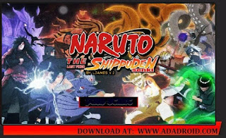 Naruto Senki The Last Fixed by Ljames V2 Mod Apk