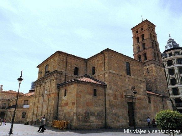Iglesia de San Marcelo, León