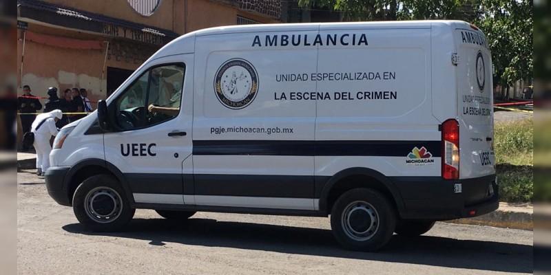 ¡Michoacan está en ti!...y en sus ejecuciones; suman dos víctimas más en Morelia