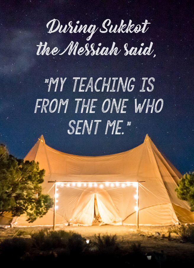 John 7:26 - The Messiah During Sukkot | Land of Honey