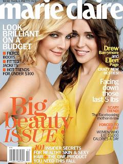 Ellen+page+marie+claire