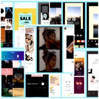 Aplikasi Stories Instagram Terbaik