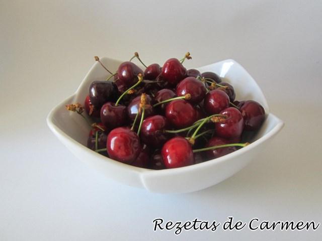 Recopilatorio de recetas con cerezas
