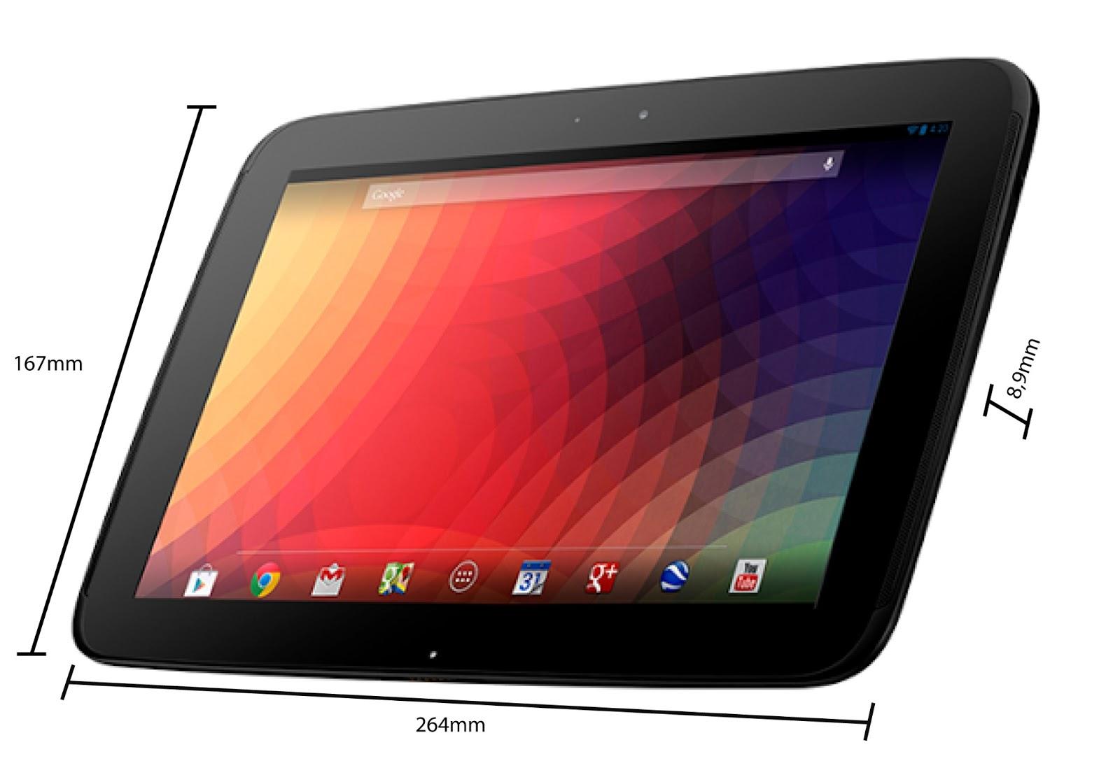 hobby tecnolog a google nexus 10 tablet virtual. Black Bedroom Furniture Sets. Home Design Ideas