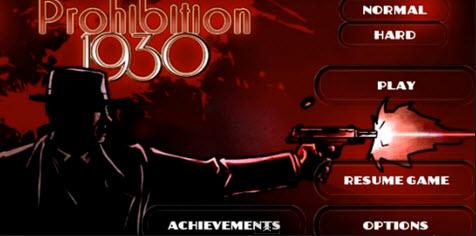 تحميل لعبه Prohibition-1930 حرب العصابات