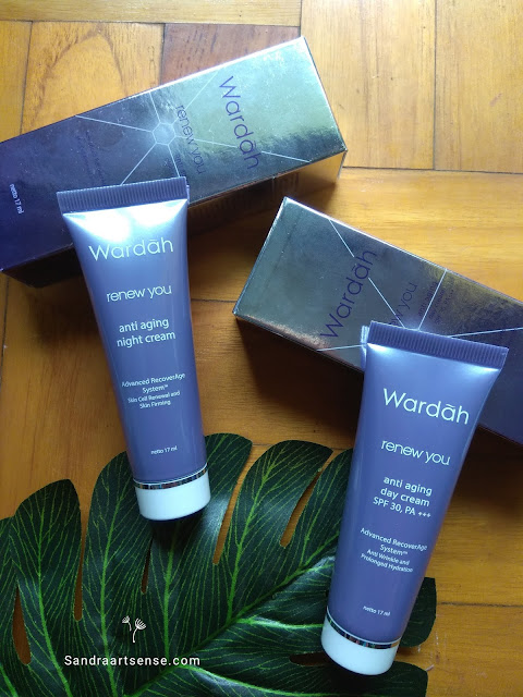 Review Wardah Renew You Day & Night Cream