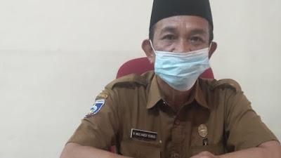 Kepala DP3A2KB Loteng Drs. H. Muliardi Yunus
