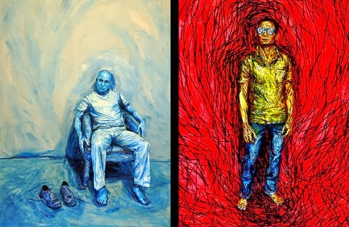 01-Front-Page-Your-body-is-my-canvas-People-in-2D Paintings-Alexa-Meade-DC-Metro-www-designstack-co