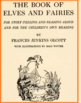 Child story books pdf | Book of elves and fairies for story telling