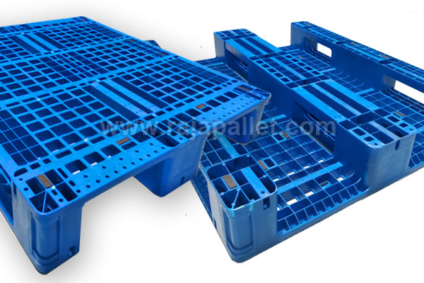 Jual Pallet Plastik Medium Duty | Ukuran 1200x1000x160 mm