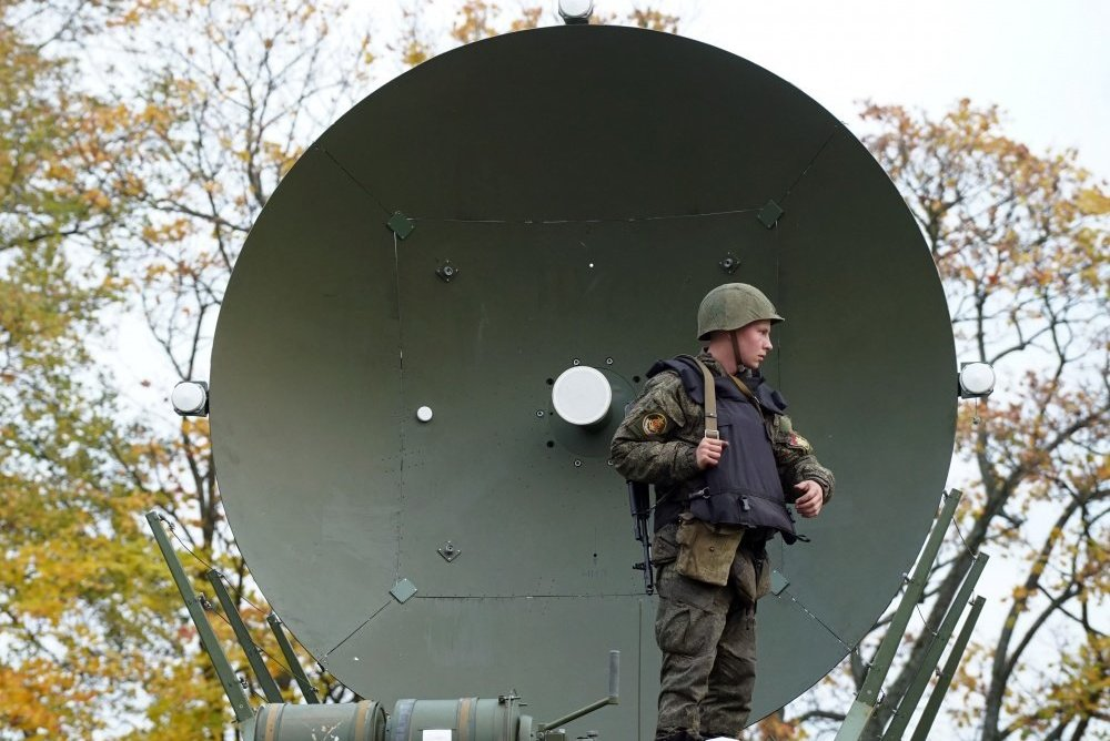 Russia's Electronic Warfare Advances