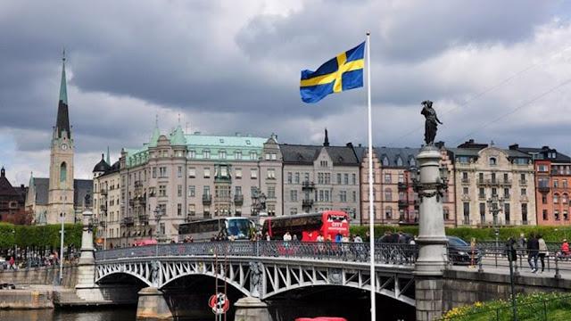 رابط موقع الدليل السياحل بمدينة ستوكهولم - swedenar