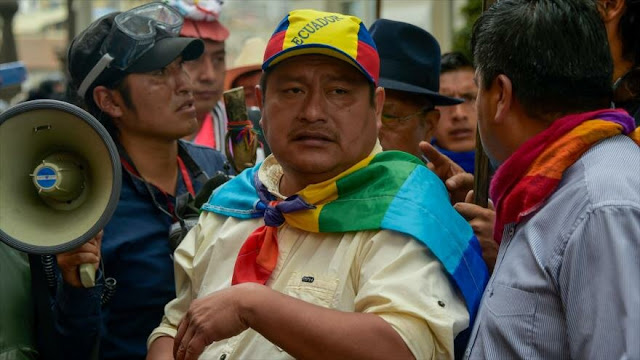 Indígenas ecuatorianos niegan acuerdo con Gobierno sobre protestas