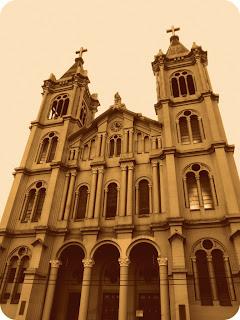 Catedral, em Uruguaiana