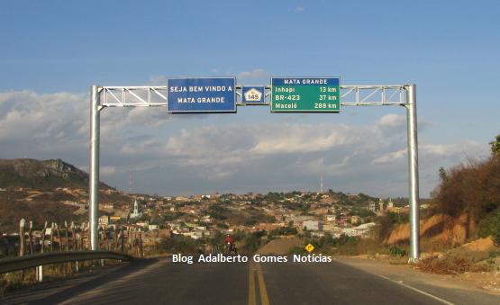 Polícia prende  em Mata Grande acusado de tentativa de homicídio na Bahia