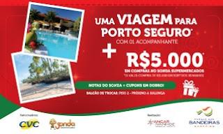 Promoção Shopping Parque das Bandeiras Natal 2018 Viagem Porto Seguro + 5 Mil em Compras