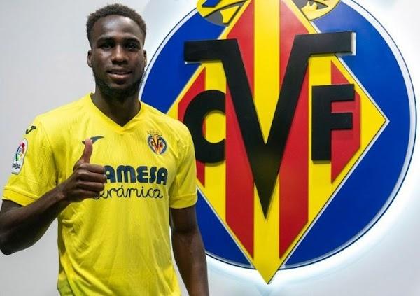 Oficial: El Villarreal cierra el fichaje de Boulaye Dia