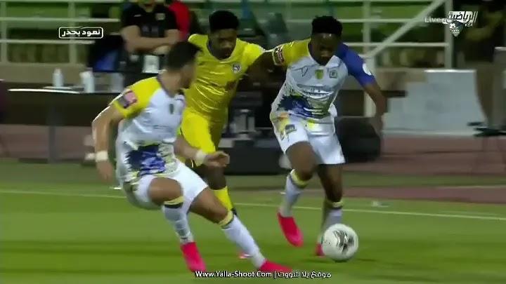 مشاهدة مباراة التعاون والنصر بتاريخ 2020-08-20 كاملة الدوري السعودي