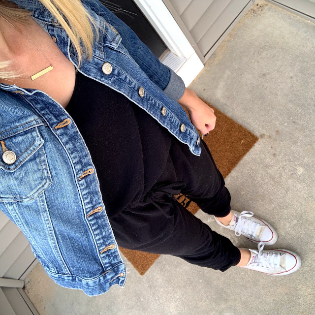 Early fall outfit   Jumpsuit