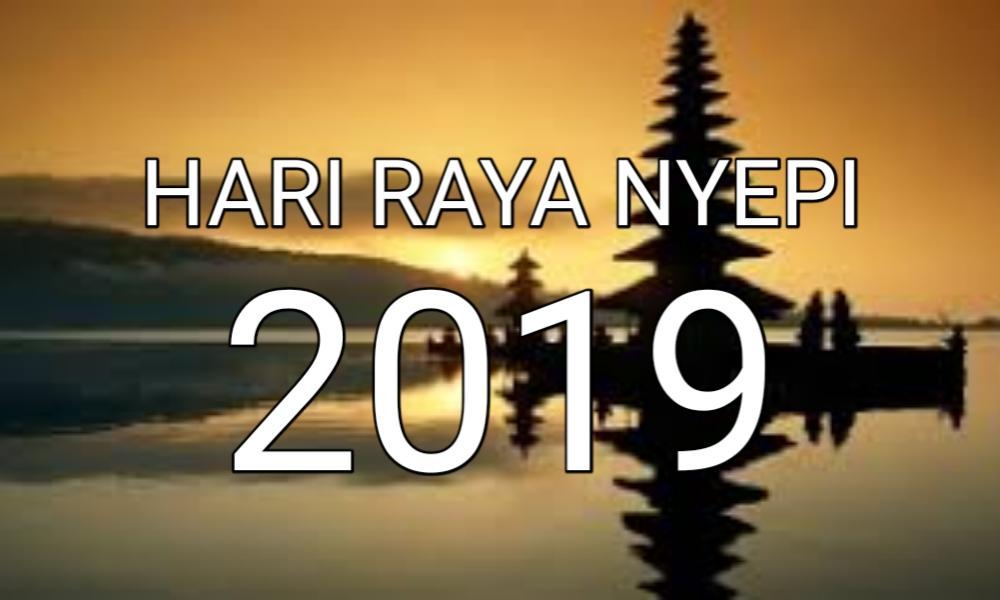 Kata Ucapan Selamat Hari Raya Nyepi Terbaru 2019