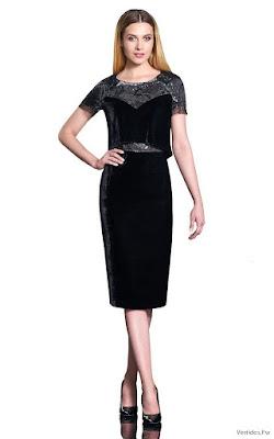 Vestidos Elegantes de Noche Cortos