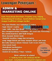 Loker Surabaya di Rumah Idaman Minimalis Agustus 2020