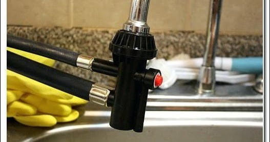 faucet adapter for portable dishwasher