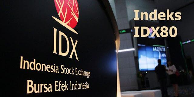 Daftar Lengkap Indeks Saham IDX80 Terbaru