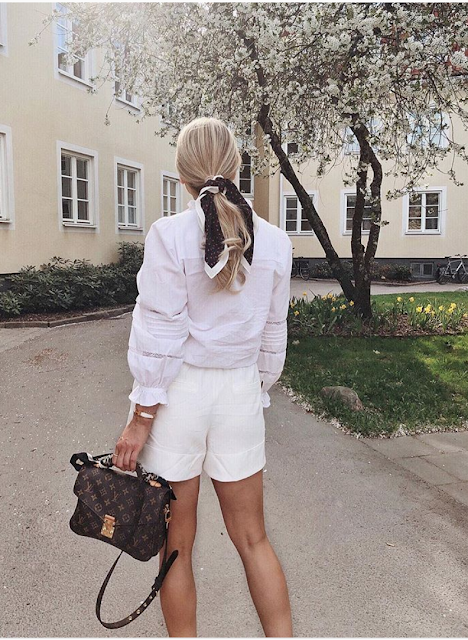 How To Wear All White This Season