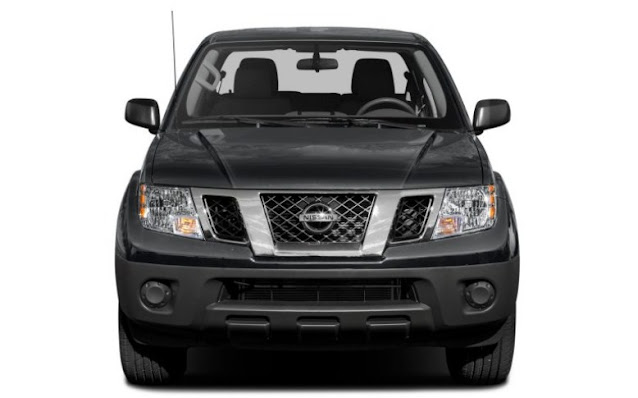 Nissan-Pro-4x-frontier-headlights-and-bumper