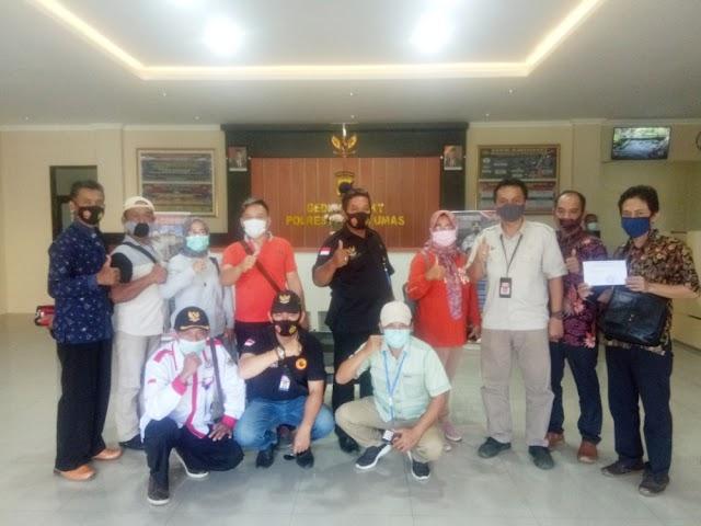 Diduga Peras Kepala Desa, Oknum Ketua GNPK Jateng Dilaporkan Ke Polisi