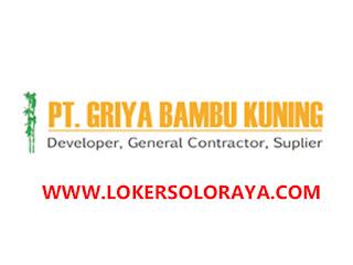 Loker Creative Desain & Marketing Support Surakarta di Griya Bambu Kuning