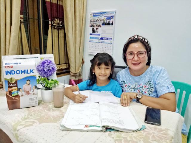 Indomilk Susu Bubuk Memenuhi Nutrisi Tumbuh Kembang Anak Cerdas, Tanggap, Tangguh dan Tambah Tinggi