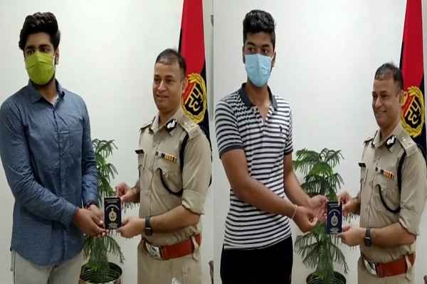 faridabad-police-commissioner-op-singh-make-arm-licence-two-sportsman