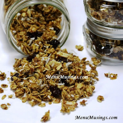 Honey maple granola_menumusings.com