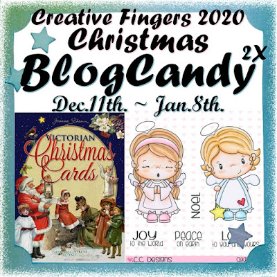 Creative Fingers BlogCandy