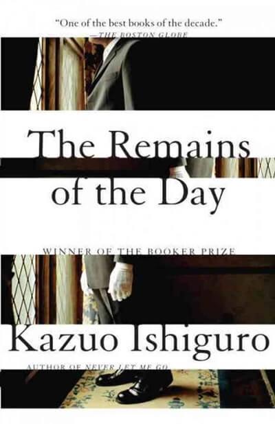 長日將盡小說,the remains of the day,告別有情天,去日留痕