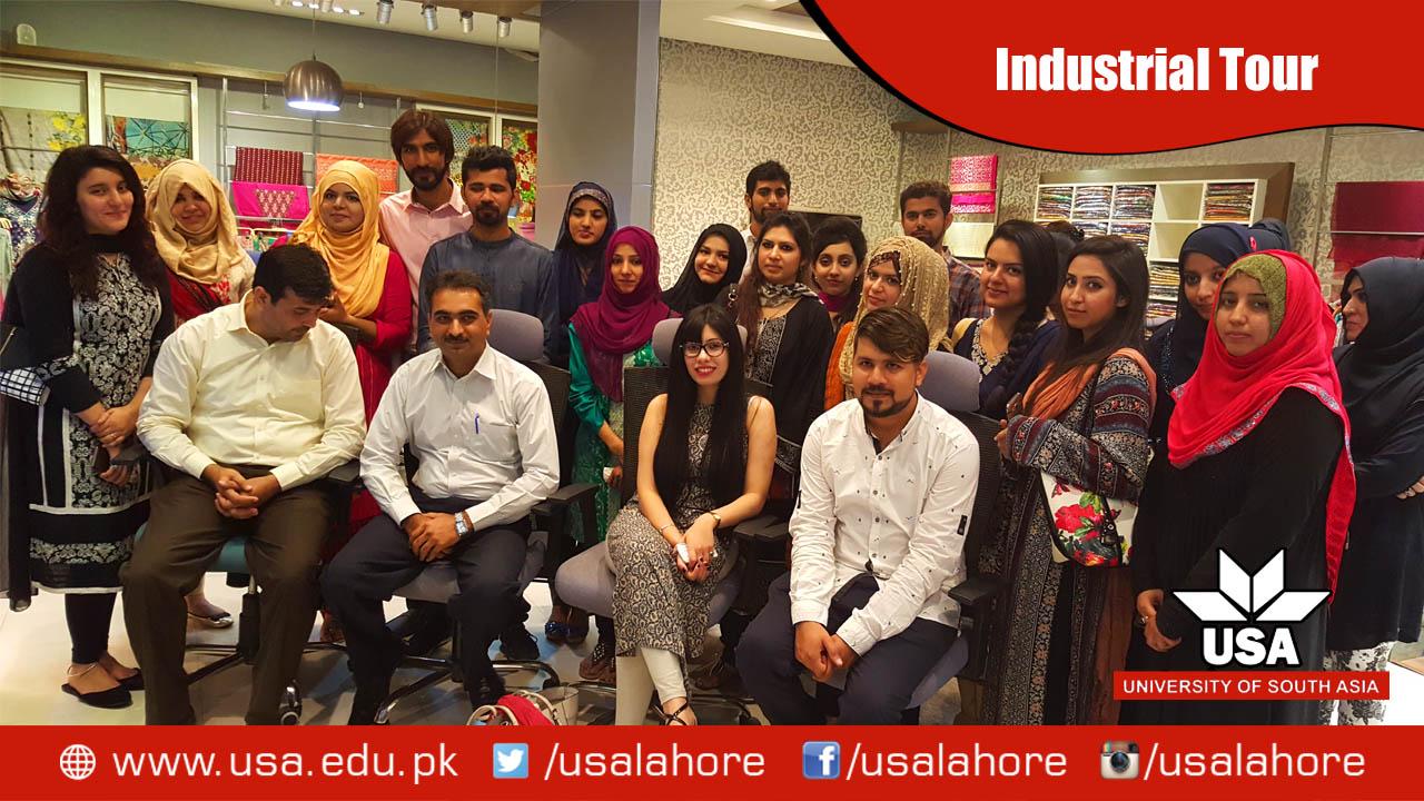 University of South Asia: November 2015