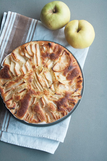 La torta di mele di Allan Bay
