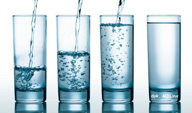 mencegah dehidrasi saat puasa