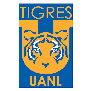 2017-2018 Tigres UANL Kits and Logo - DLS 17/16 - FTS