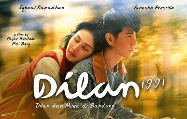 Dilan 1991 (2019) 480p 720p 1080p DVDRip