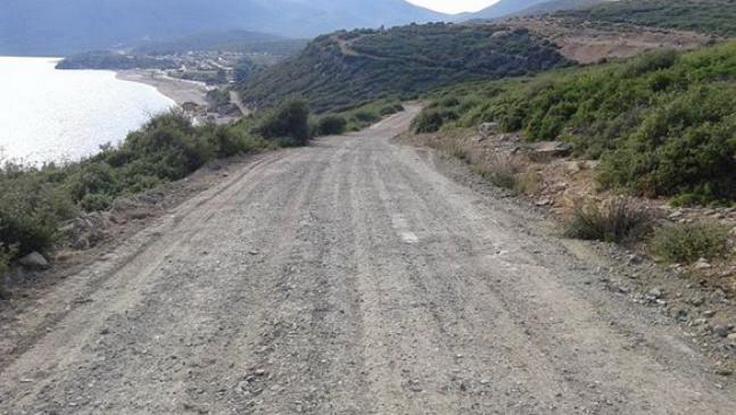 Μέχρι το τέλος του έτους η δημοπράτηση της παραλιακής οδού Μαρώνεια - Πετρωτά - όρια Ν. Έβρου