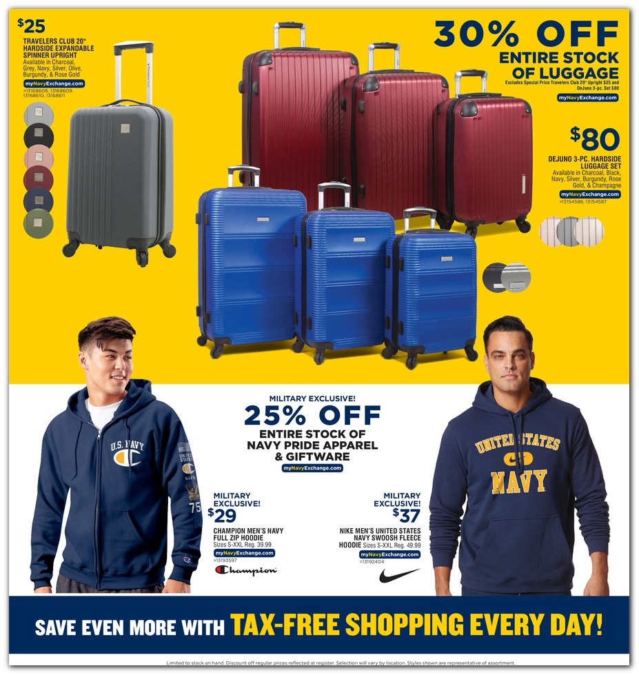 Navy Exchange Black Friday 2019 page 41