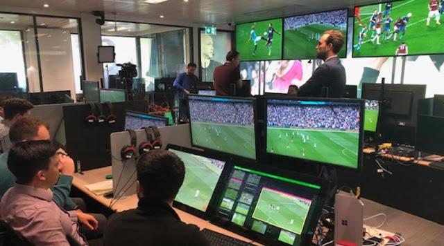 Bagaimana Sistim VAR akan dipakai di Premier League 2019/2020