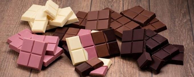 Dia Mundial do Chocolate: amargo, ao leite, branco ou rosa, qual é o melhor?