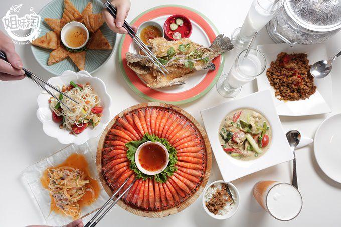 PAPAYA泰-前鎮區泰式料理推薦
