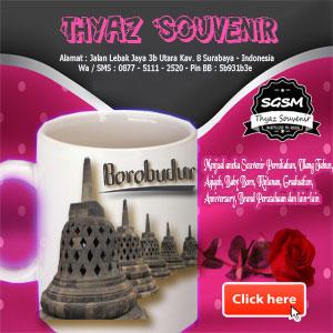 thyaz souvenir