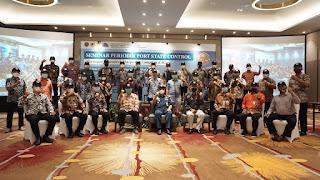 Gelar Seminar PSC, Hubla  Sasar Pertahankan Status Indonesia di White List Tokyo MoU